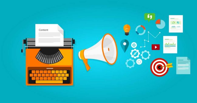 kako napisati blog post