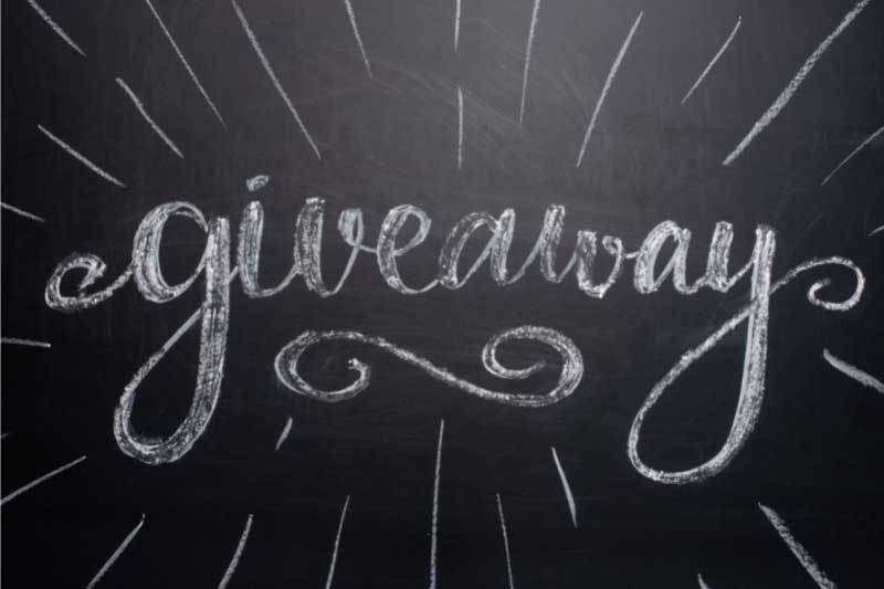 instagram reklamiranje uz giveaway